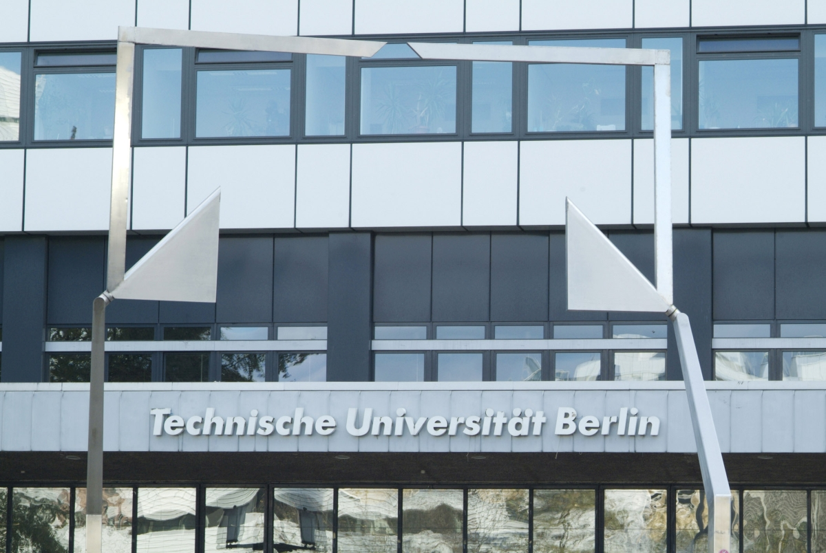 Tu Berlin Hauptgebäude Adresse