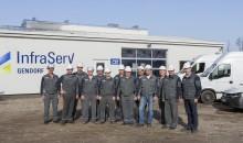 Wacker Burghausen: Infraserv Gendorf Technik errichtet Betriebsstätte
