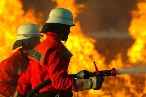 Das Feuer in der Raffinerie war am 1.9.2018 ausgebrochen. (Bild: chrissgrey – Fotolia)