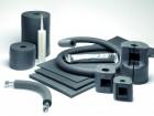 Erweiterte Produktpalette: CTP ist als Platte, Paste, Schlauch und Formteil lieferbar. Bilder: Contitech