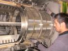 Einfaches Handling: Moderne Siebmaschinen sollen sich so einfach wie möglich warten und umbauen lassen. (Bild: Engelsmann)