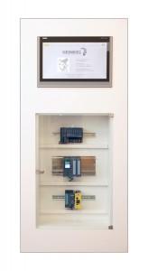 Steuerungssystem und HMI-Panel