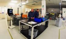 Prominent bezieht Produktionsgebäude in Malta