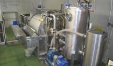 Precoat - Vakuumtrommelfilter
