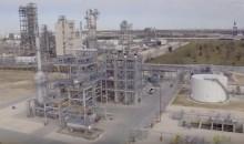 Total weiht neue Anlage in Pasadena ein