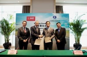 BASF unterzeichnet Vereinbarung zum Erwerb des Autoreparaturlack-Geschäfts von Guangdong Yinfan Chemistry / BASF signs agreement to acquire automotive refinish coatings assets of Guangdong Yinfan Chemistry