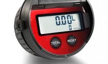 Konzipiert für Motoröle, Getriebefluids, Bremsflüssigkeiten und mehr: Der Ovalradzähler ORZ-I. (Bild: Jessberger)