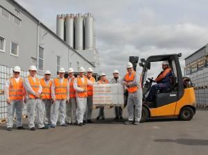 BASF baut Bauchemie in Russland aus