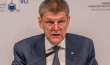 VCI-Hauptgeschäftsführer Utz Tillmann plädiert für eine grundlegende Reform des EEG und damit der Förderung erneuerbarer Energien. (Bild: VCI)