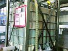 Das hochfrequente Radargerät liefert auch bei der Messung durch die Decke von transportablen Kunststoffbehältern ...