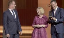Hannover Messe: Harting erhält Hermes Award