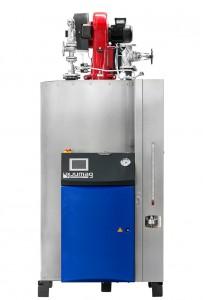 Hochdruck-Sattdampfkessel Flo1060