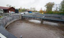 Das Belüften der Belebtbecken im Klärwerk Wertach setzt Wärme für Raumheizung und Warmwasser frei. Bilder: Aerzener Maschinenfabrik
