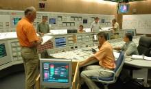 Leitwarte im Kernkraftwerk Grundremmingen - dort wurde in Block B ein Computervirus entdeckt (Bild: Kernkraftwerk Grundremmingen)
