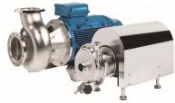 Die Verderinox-Baureihe des Pumpenherstellers Verder beinhaltet Geräte für die Lebensmittel- und Pharmaindustrie sowie die allgemeine Industrie. (Bild: Verder)