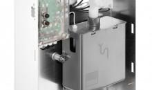 Das Spülventil universal mit Viega Hygiene+ Spülfunktion wird als steckerfertige Einheit zur Absicherung in Trinkwasserleitungen von DN 20 bis DN 80 installiert. (Fotos: Viega)