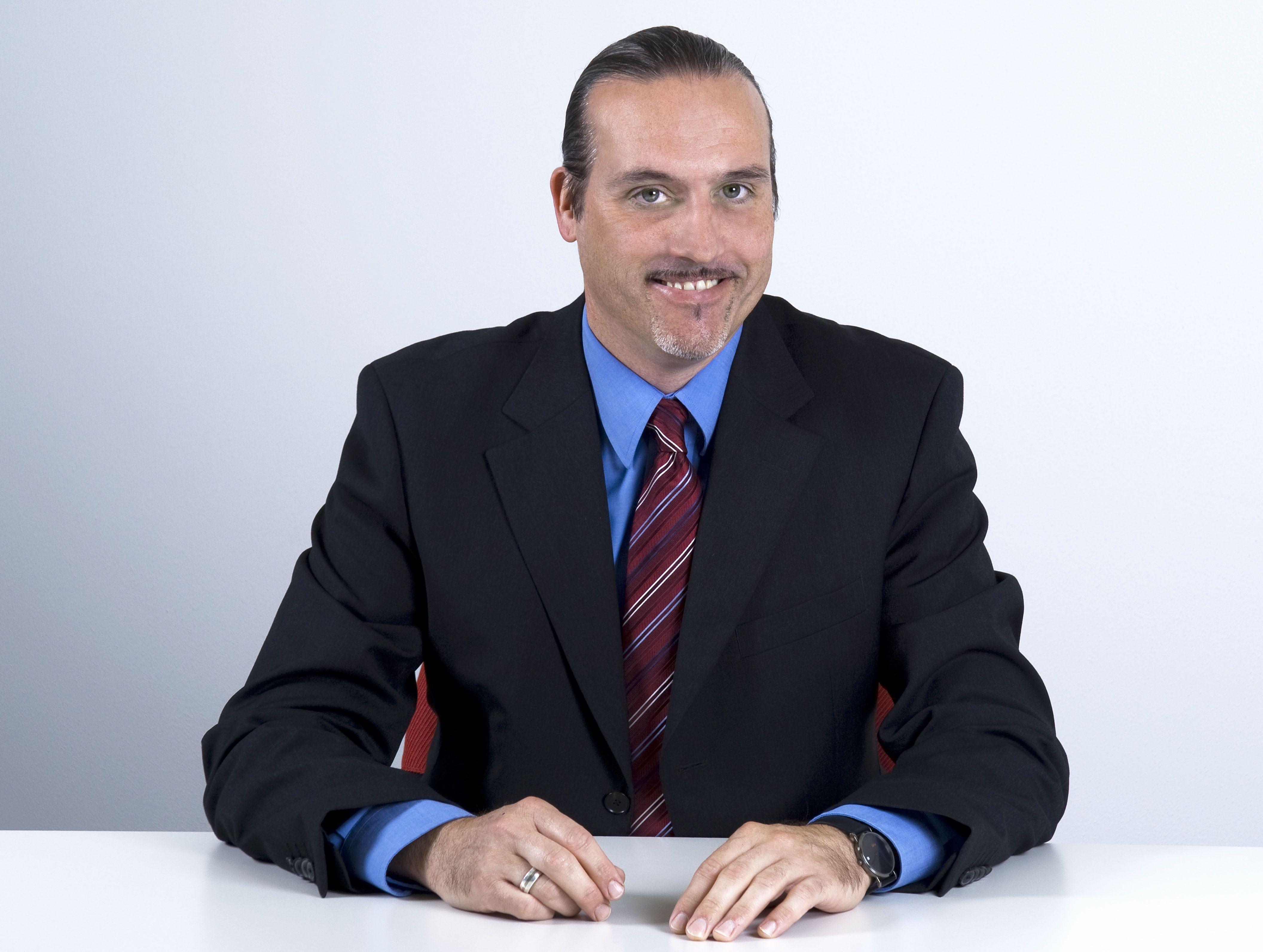 Christian Rützel ist Abteilungsleiter Marketing Durchfluss bei Endress+Hauser
