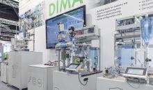 Auf der Messe SPS/IPC/Drives wurde im November 2015 gezeigt, wie Modulautomation künftig funktionieren kann. Bild: Wago