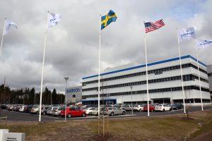 Neue Technikzentrale für Emerson in Schweden