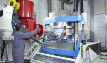 Am westfranzösischen Standort La Roche-Chalais erweitert KSB seine Produktionskapazität für Flüssiggasabsperrklappen. (Bild: KSB)