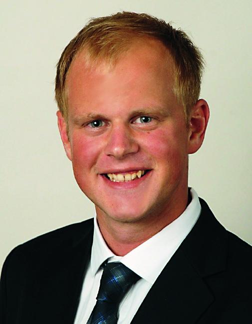 Matthias Hänsel,  Leitung Marketing & Produktmanagement, Hecht Technologie