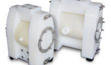 Druckluft-Membranpumpen AHD und AHS