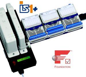 Remote I/O-System IS1+ mit Tickmark