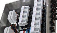 Der ins Remote I/O in der Zone 1 integrierbare Ventilblock Domv für das System IS1+ spart Platz und senkt die Kosten. (Bild: R. Stahl)