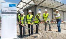 Linde modernisiert Gasefüllwerk bei München