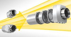Elektroanschluss für explosionsgeschützte Stellantriebe