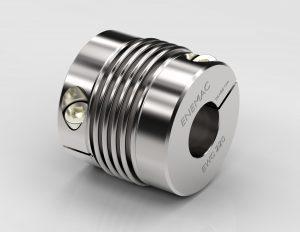 Metallbalg-Kupplung EWC aus Edelstahl