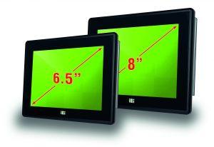 Industrielle Monitore F65A und F08A
