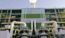 Infraserv Höchst hat die Arbeiten an der Klärschlamm-Verbrennungsanlage (KVA) im Industriepark Höchst abgeschlossen. Die abgesaugte Luft aus der Anlieferhalle gelangt nun durch eine geänderte Abluftführung direkt in die Verbrennung.. (Bild: Infraserv Höchst)