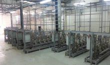 Dosierblöcke für ein GuD-Kraftwerk in Ras Al Khair. (Bild: MPT)