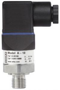 Druck-Messumformer A-10 mit mbar-Bereichen
