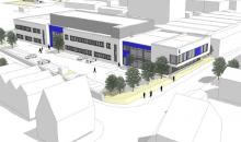 Neues Laborgebäude: Der Altana-Geschäftsbereich Actega investiert 10 Mio. Euro am Standort Grevenbroich. (Bild: Altana)