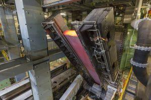 ABB rüstet Stahlhersteller Dillinger mit Automatisierungstechnik aus
