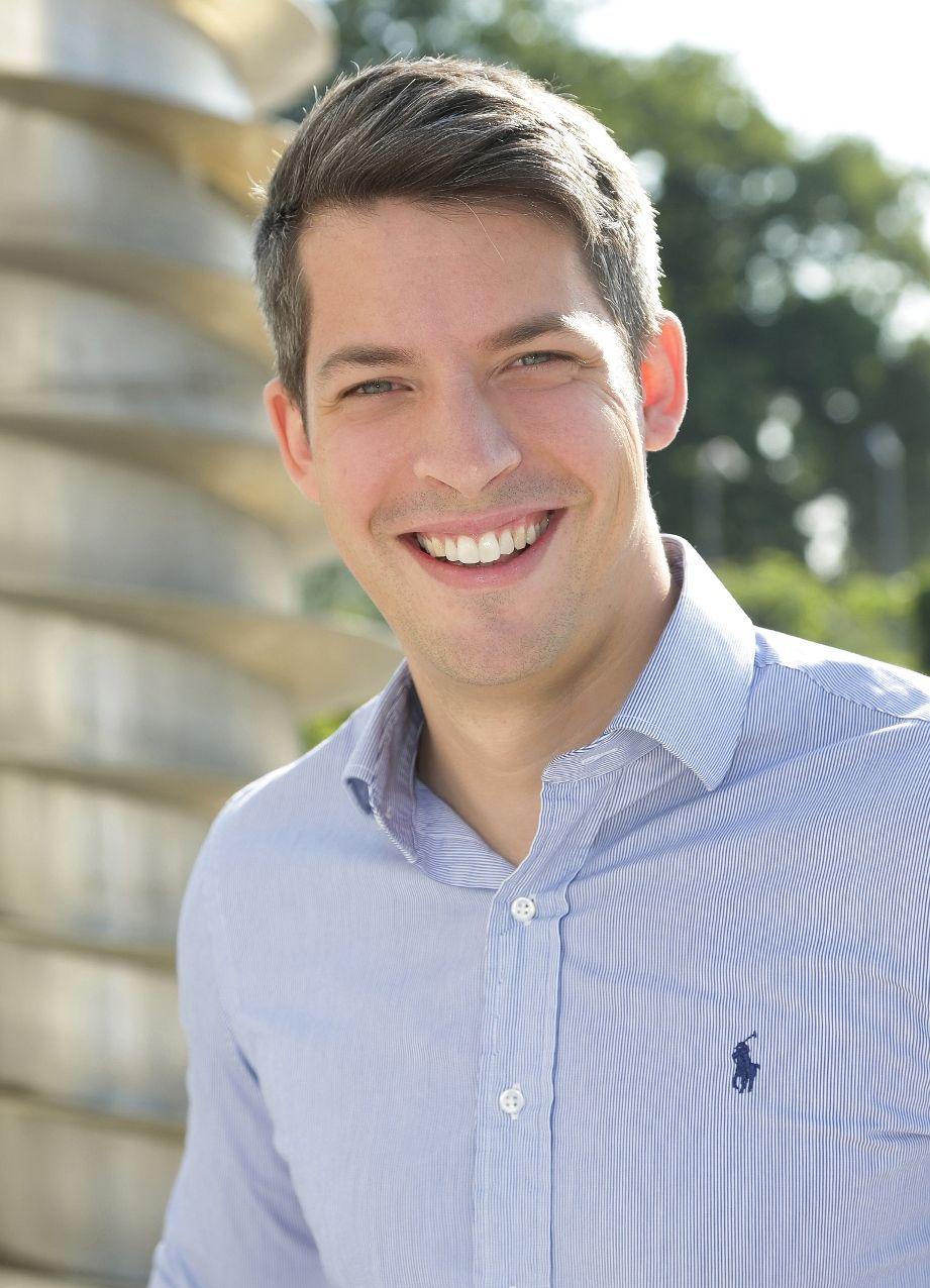 Nils Engelke ist PR- und Kommunikationsmanager bei Flottweg