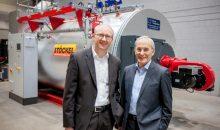Georg Hagelschuer übernimmt die Stöckel Dampfkesselvermietung