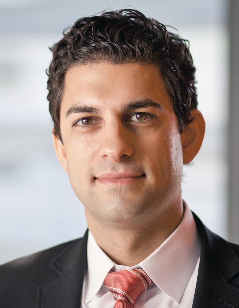"Tamiem Badawi,  Produktmanager Business Unit ""Heavy Industrial Solutions"", SEW-Eurodrive"