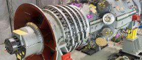 Siemens liefert eine Gasturbine für das Gas- und Dampfturbinen- Kraftwerk mit Kraft-Wärme-Kopplung in Altamira. (Bild: Siemens)