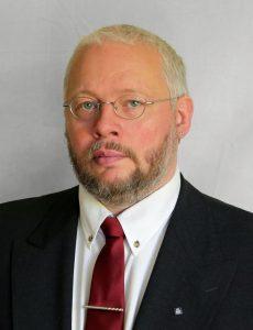 Thomas Wegner ist Lead Security Architect, Yara,