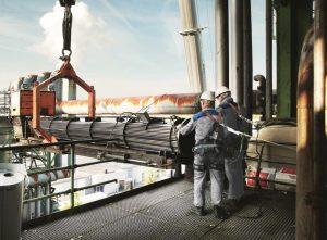 Geschultes Personal und schweres Gerät: Industriedienstleister bringen mit, was zum Turnaround nötig ist.