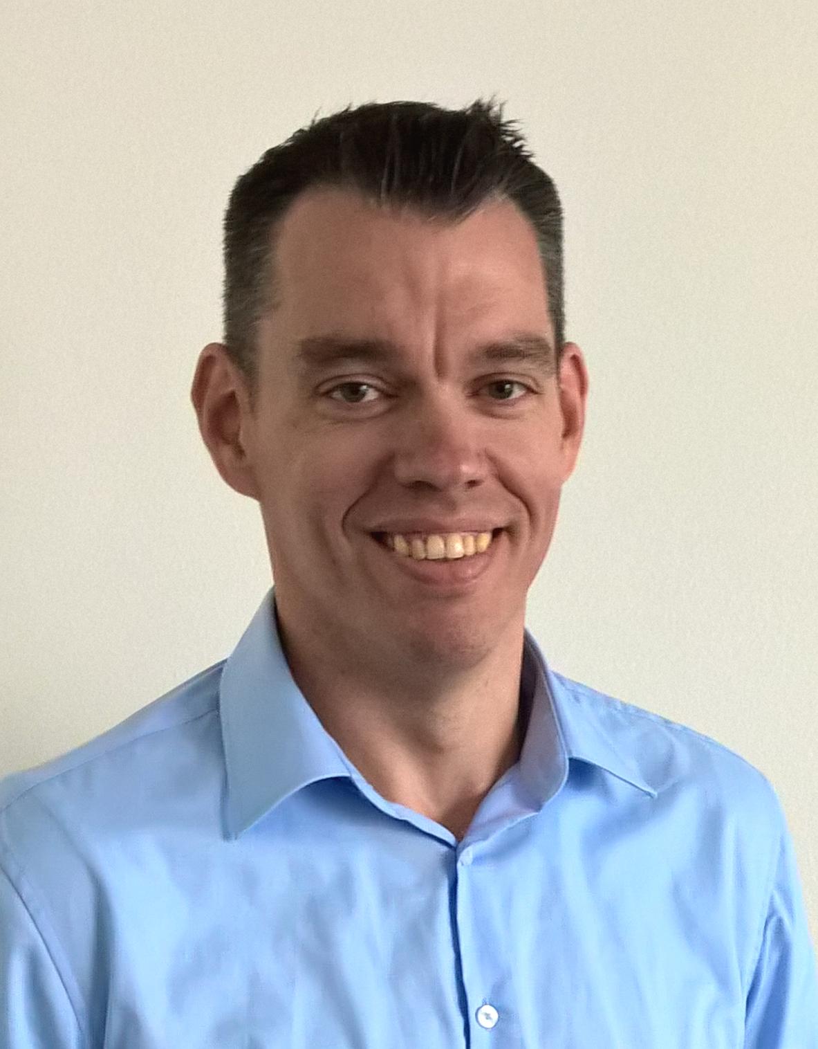 Stefan Leinhos,  Produktmanager  Armaturen, Gefa Processtechnik