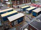 Der Betreiber testete zunächst sechs mobile Schraubenverdichter, bevor er sich zum Kauf einer Anlage der Baureihe entschied. Bilder: Aerzener Maschinenfabrik