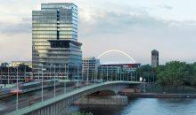 """Lanxess-Zentrale in Köln: Der Spezialchemie-Konzern hat den """"Clean and Disinfect""""-Bereich von Chemours übernommen. (Bild: Lanxess)"""