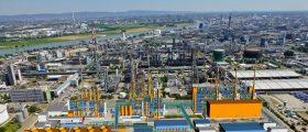 Ab 2019 soll die neue Acetylen-Anlage am BASF-Standort Ludwigshafen die alte Anlage ersetzen. (Bild: BASF)