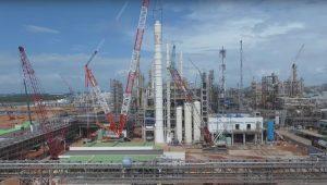 BASF_Petronas_Citral_Anlage