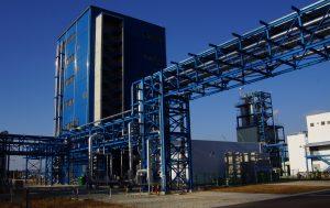 BASF wird an ihrem Standort in Yeosu, Korea, eine neue Produktionslinie für Ultrason®-Polyarylsulfone errichten. / BASF will set up an additional production line for Ultrason® polyarylsulfone at its site in Yeosu, Korea.