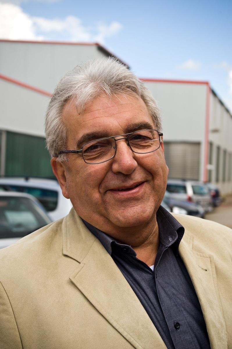 Hans-Heinrich  Westphal,  Geschäftsführer  MBA Instruments